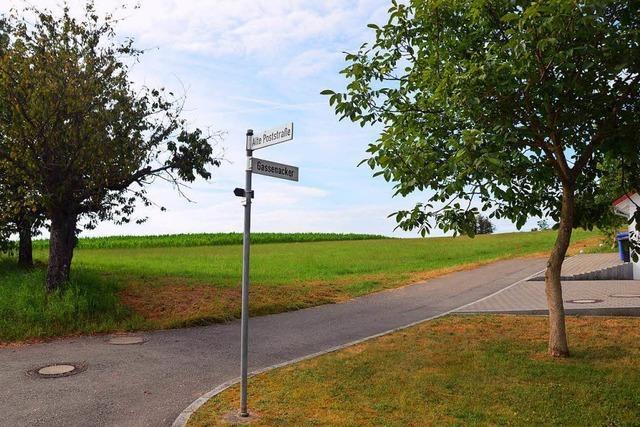 Gemeinderat stoppt Neubaugebiet vorläufig