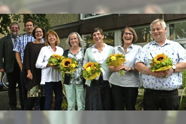 Abschied für fünf verdiente Lehrkräfte