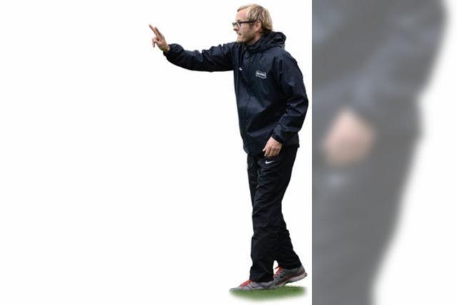 Interview mit Martin Schweizer, Leiter der Fußballschule