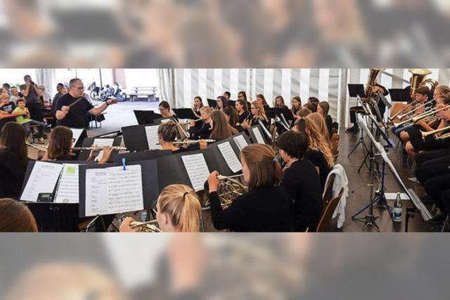 Drei Orchester wie aus einem Guss