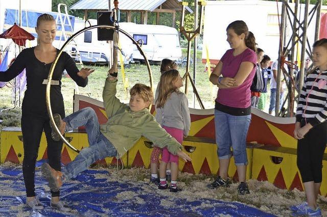 Beim Kinderferienprogramm sind noch jede Menge Plätze frei