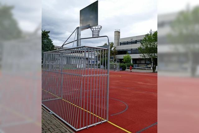 Nach Ausbau des Schulsportplatzes noch mehr Lärm