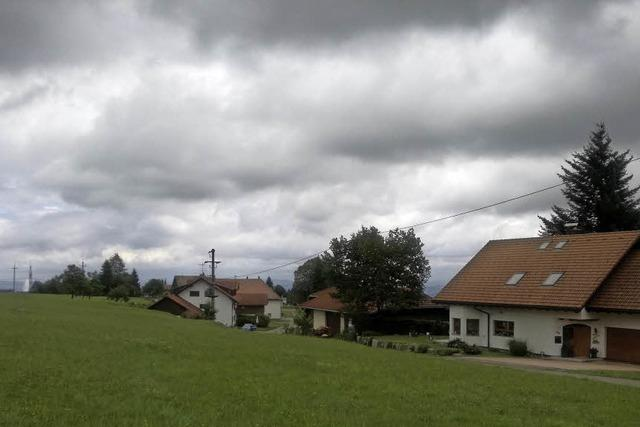 Bauplätze für Bergalingen