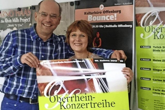 Oberrheinkonzerte in der 10. Saison