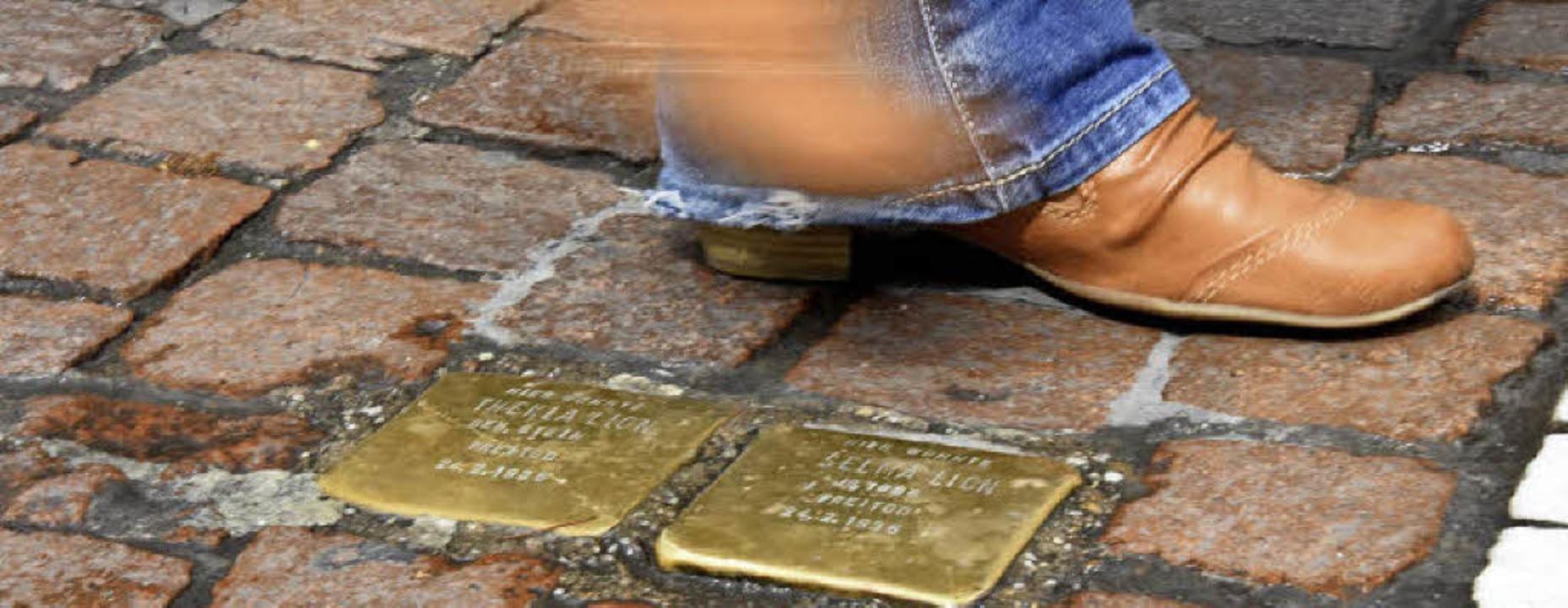 Wie  in Freiburg könnten auch in Denzl...ialismus im Boden eingesetzt  werden.   | Foto: Jonas Hirt