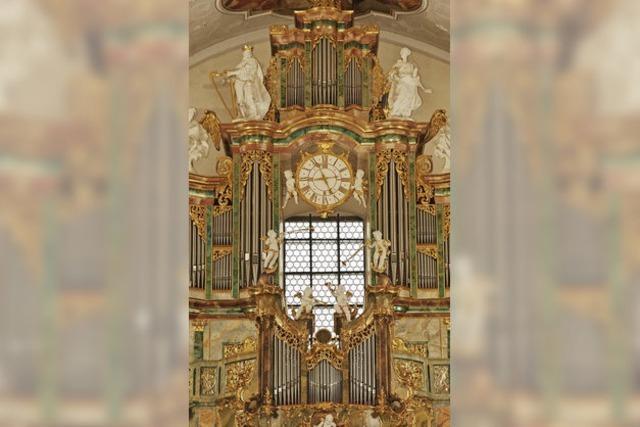 Barockkirche wird zum Konzertsaal