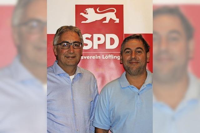 SPD-Spitze ist wieder komplett