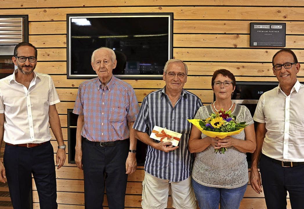 Abschied Nach 41 Jahren Bahlingen Badische Zeitung