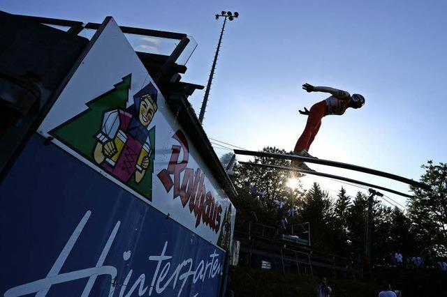 Stephan Leyhe gewinnt die Qualifikation