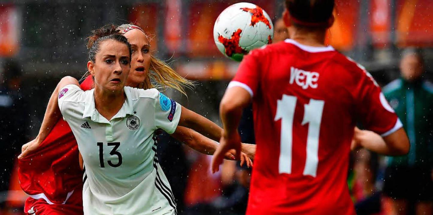 Deutschland Gegen Dänemark Frauen