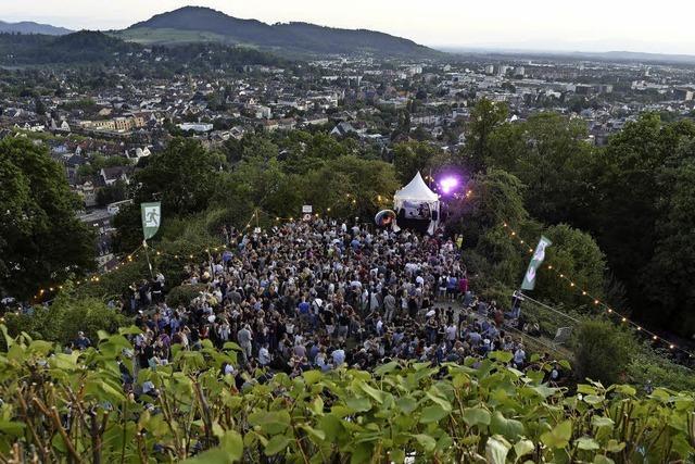 Schlossbergfest