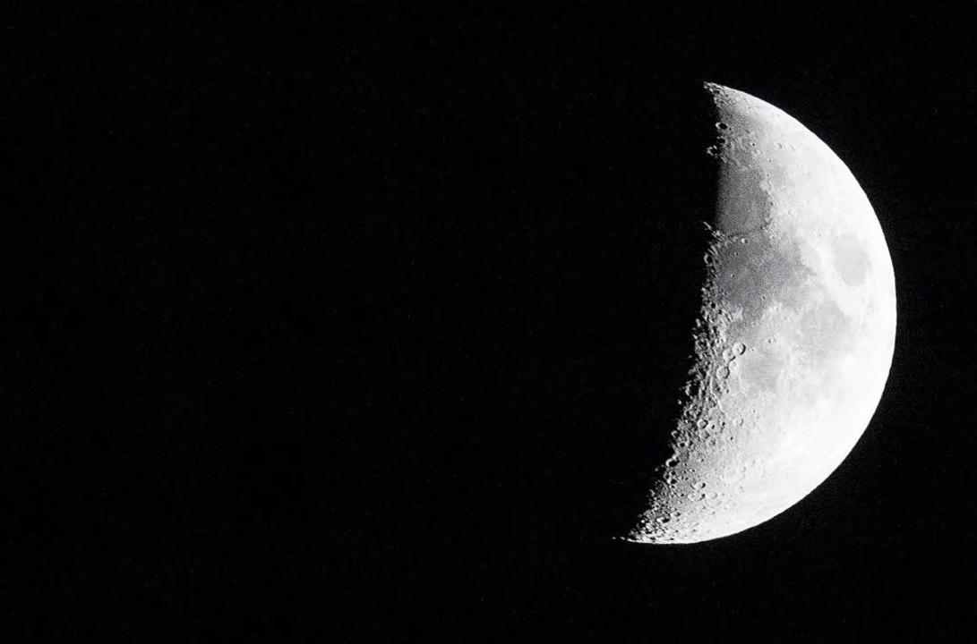 Extralicht: Hinterzartens Halbmond  | Foto: Patrick Seeger