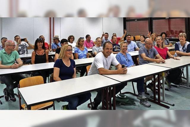 Klassentreffen mal anders