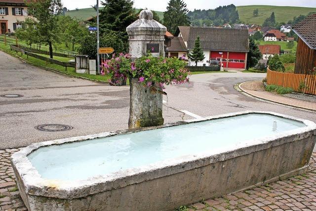 Brunnen-Durststrecke ist überwunden