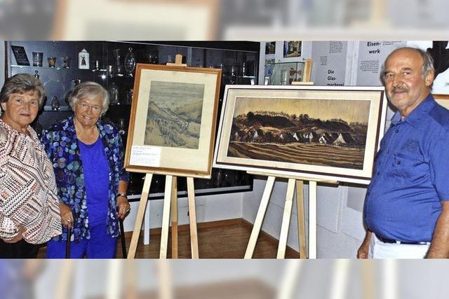 Sammlung des Wehrer Stadtmuseums wächst
