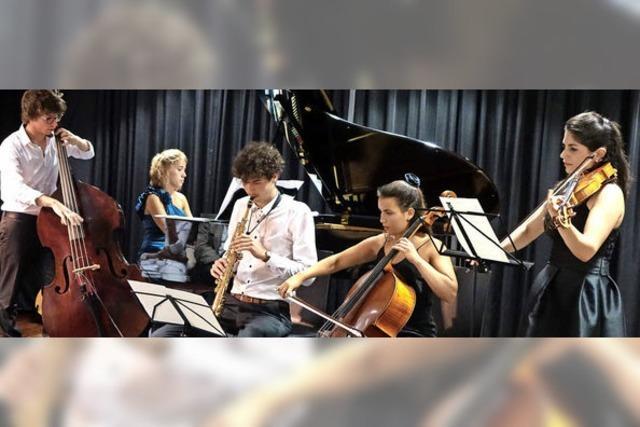 So aufregend kann ein Klassik-Festival in Laufenburg sein