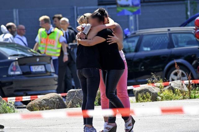 Zwei Tote nach Schüssen in Konstanz