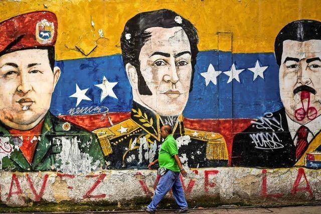 Umstrittenes Referendum in Venezuela