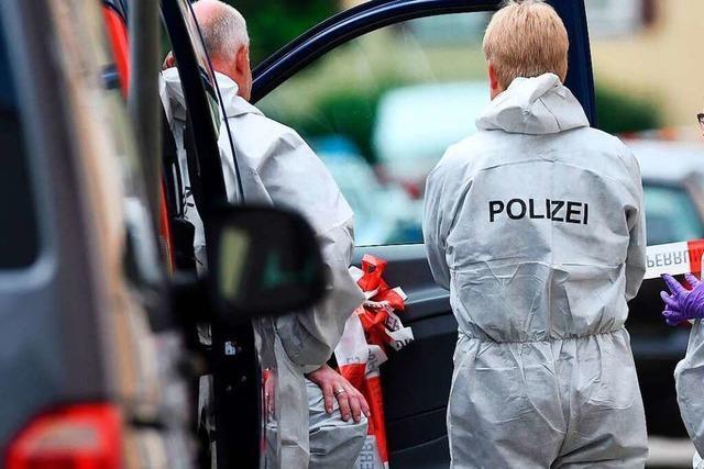 Mutter und Kind in Teningen erstochen: Mutmaßlicher Täter schweigt