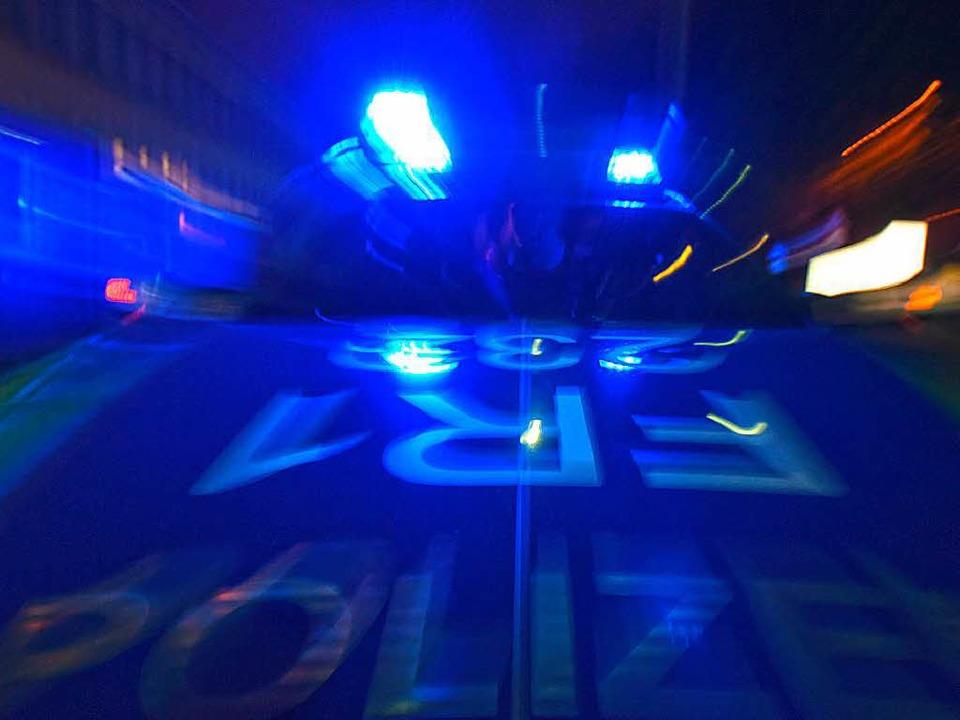 Die Polizei sucht Zeugen des Vorfalls im Bermudadreieck. (Symbolbild)    Foto: dpa
