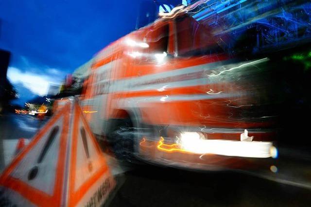 Schwache Batterien im Rauchmelder führen in Lörrach zu einem Feuerwehreinsatz