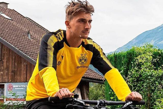 Wie sich Maximilian Philipp beim BVB durchsetzen will