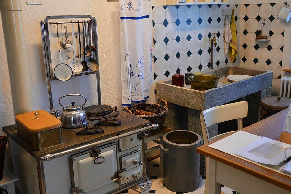 Arbeiterküche aus den 1920er Jahren (Foto: Horatio Gollin)