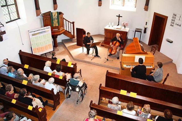 Kirchengemeinde sucht Paten für Orgelpfeifen