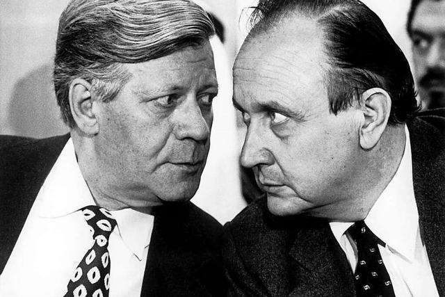 1976 herrscht eine neue Dominanz der Umweltpolitik