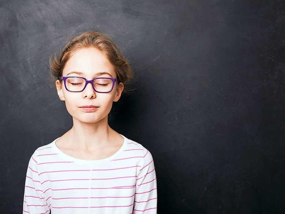 Einfach mal still stehen und in sich hineinspüren.   | Foto: pinkyone (adobe.com)
