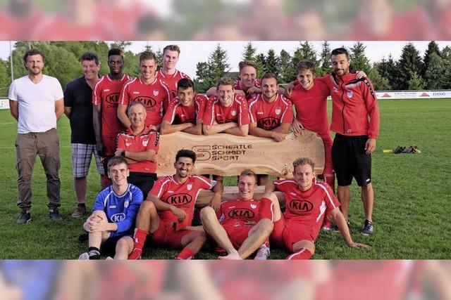 FC Tiengen sichert sich den Turniersieg