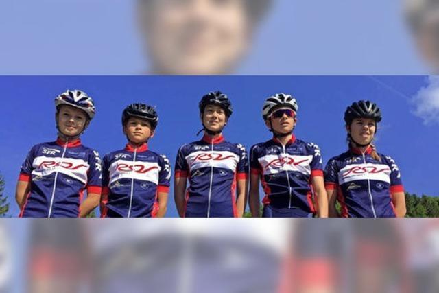 Mountainbike-Nachwuchs im Aufwärtstrend