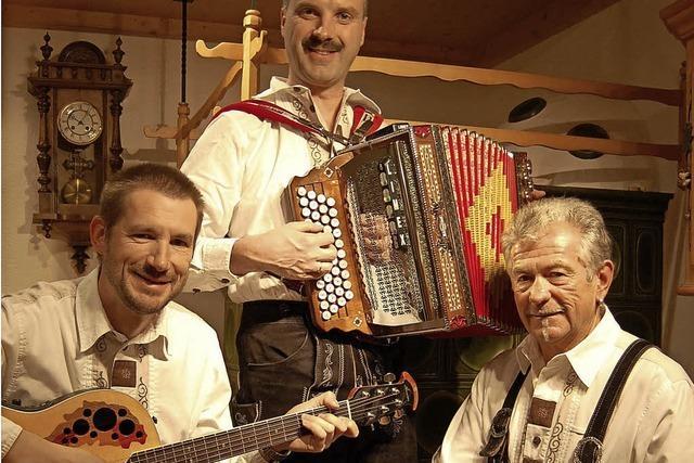Musik auf dem Fahrenberg