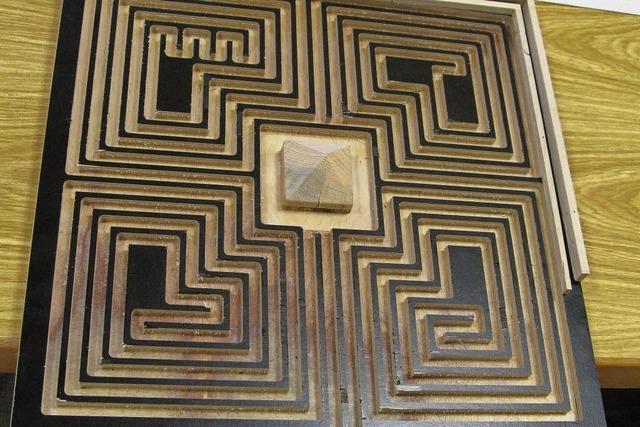 Labyrinth soll größer werden