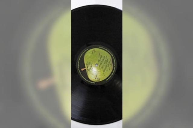 Schwarzes Gold aus Vinyl