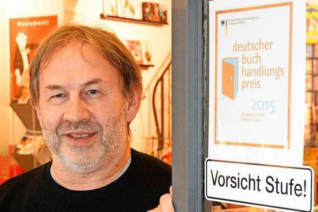 Kastl wieder für Buchhandlungspreis nominiert