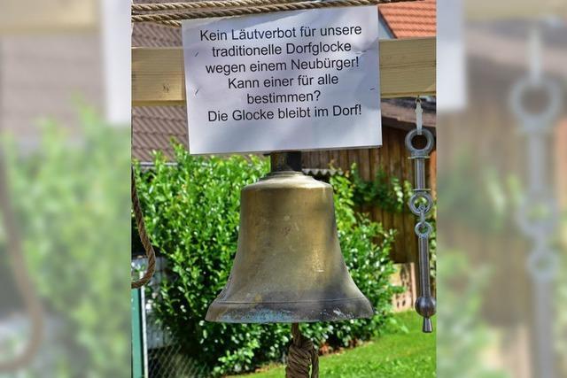 Wie laut ist die Glocke?