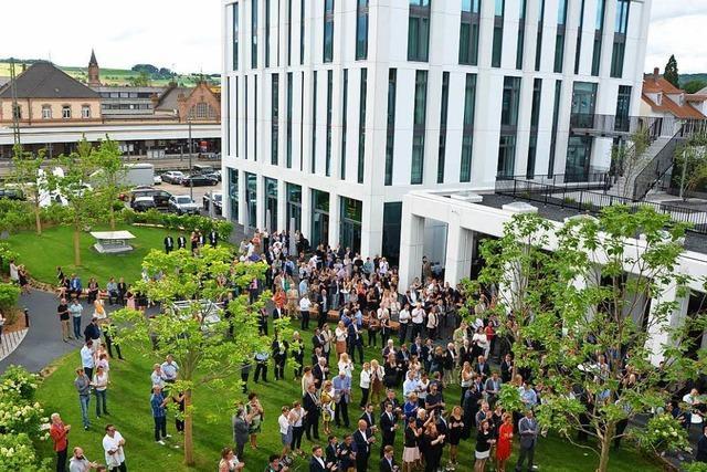 Das neue Lörracher Hotel: Nur mal etwas wunderfitzen