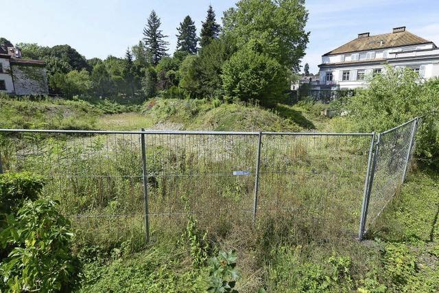 Warum auf dem Gelände des ehemaligen Adelheid-Testa-Hauses noch nicht gebaut wird