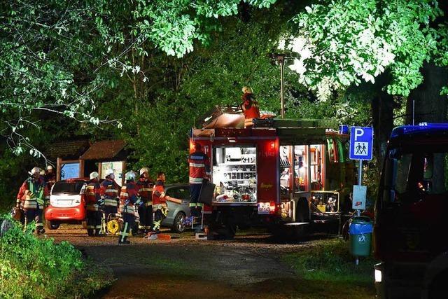 Unglück im Zeltlager: Rekapitulation einer tragischen Nacht