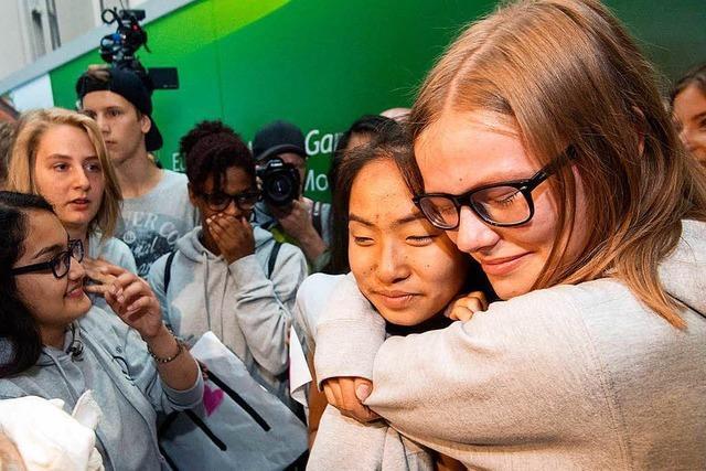Abgeschobene Schülerin ist wieder in Deutschland