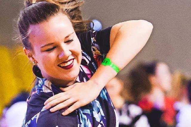 Hip-Hop-Europameisterin kommt aus Kirchzarten