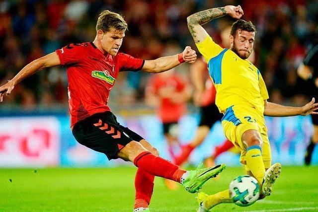 Liveticker zum Nachlesen: NK Domzale gegen SC Freiburg