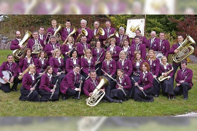 Der Musikverein Brunnadern-Remetschwiel gibt am Sonntag Konzert im Höchenschwander Kurpark