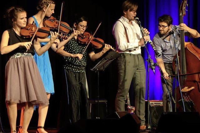 Klezmer-Musik, wie man sie selten hört