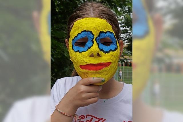Viel Spaß bei der Gipsmaskerade