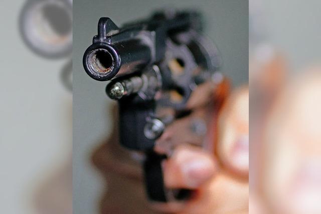 Illegale Waffen ohne Strafe loswerden