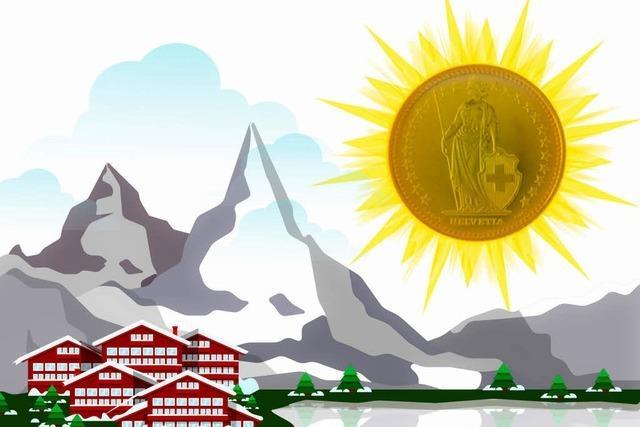 Schweiz wird billiger