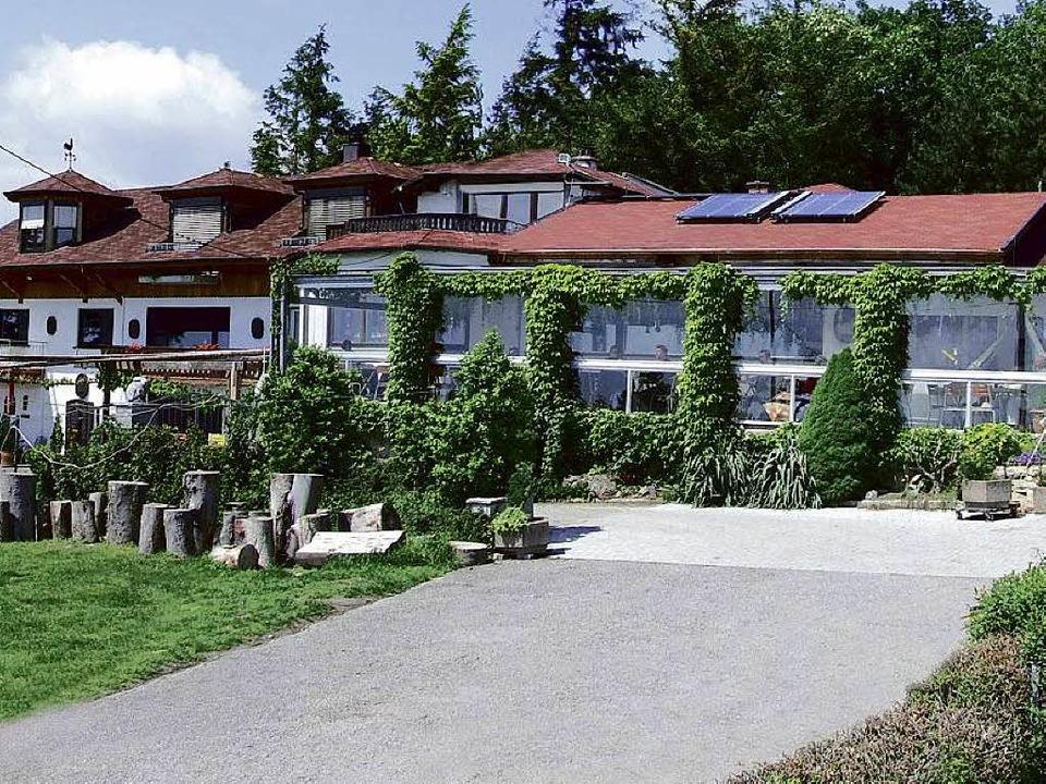Das Gasthaus Lenzenberg    Foto: pr/simon metzger