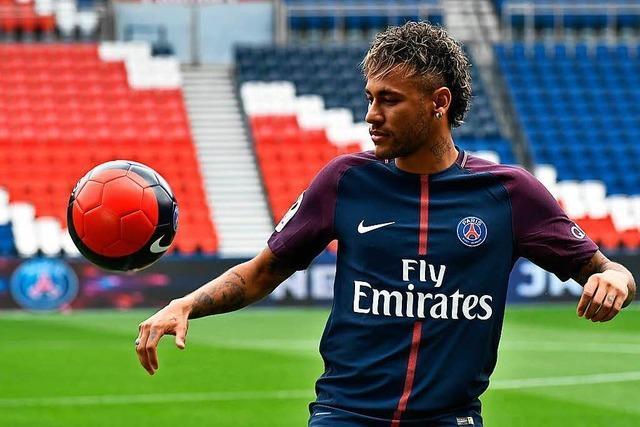 Neymar: Der politische Transfer